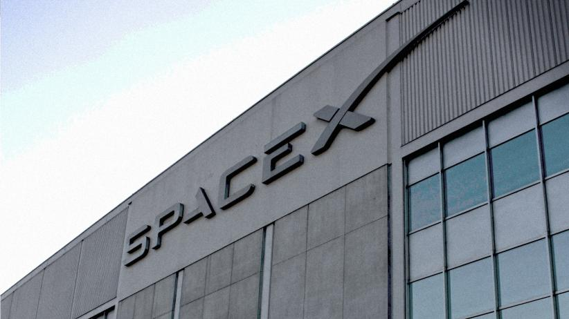 SpaceX-building