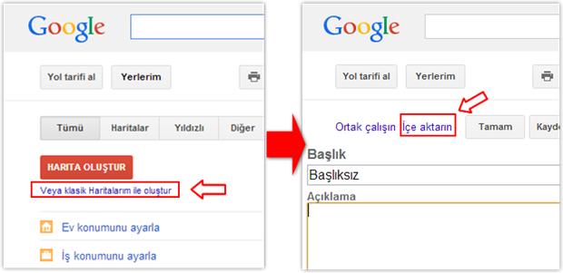 google-maps-kml-inport