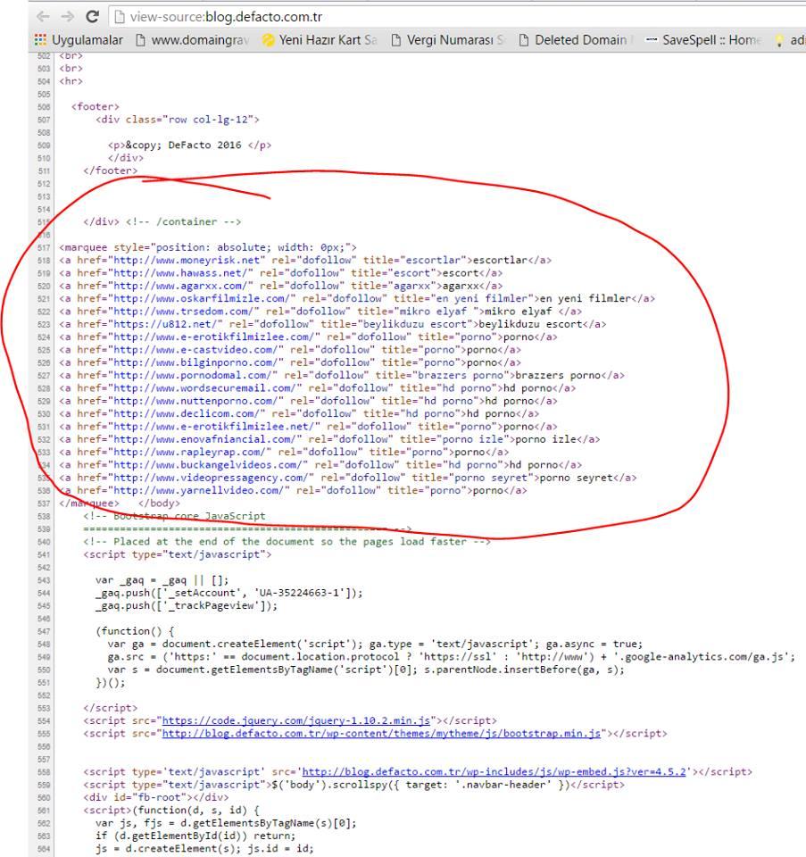 defacto-kaynak-kodu
